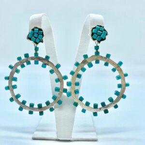 orecchini turchese 1